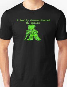 Vault Boy, Injured T-Shirt