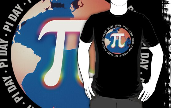 Pi Day on Earth by houk