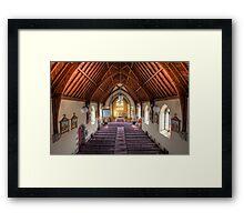 All Saints Church • Portland • Victoria  Framed Print
