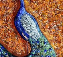 In the month of June the peacock danced by Thecla Correya