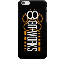 8Bit-Works LOGO iPhone Case/Skin