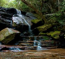 Somersby Falls  by Jennifer Bailey