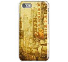 Eastern West iPhone Case/Skin