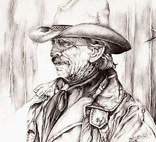 """""""Rowdy, Texas Cowboy by jladkins"""
