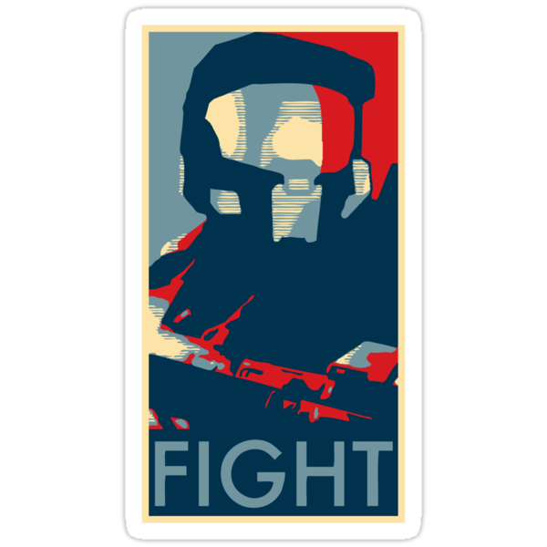 FIGHT - Halo Campaign by tdjorgensen