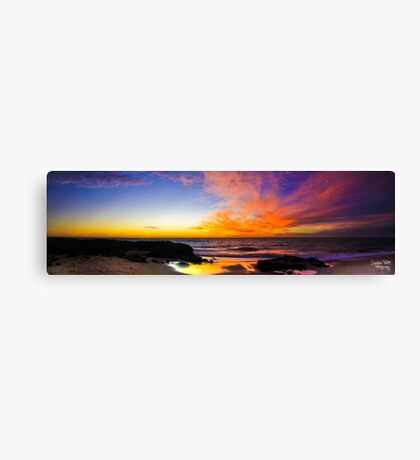 Wyalup Point Panoramic Canvas Print