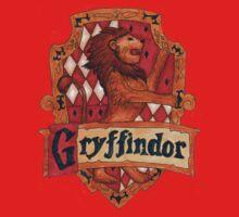 Gryffindor House Crest by ChrisNeal