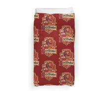 Gryffindor House Crest Duvet Cover