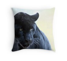 My Softer Side Throw Pillow