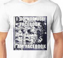 I DO NOT USE I AM 01 Unisex T-Shirt