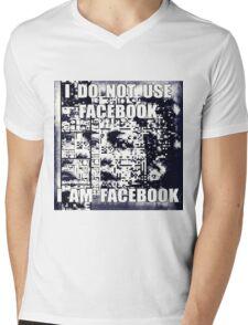 I DO NOT USE I AM 01 Mens V-Neck T-Shirt