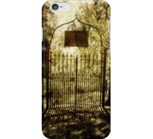 Orpheus iPhone Case/Skin