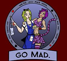 Go Mad. by TheHaloEquation
