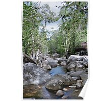 Finch Hatton Gorge Poster
