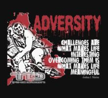 adversity by takedown