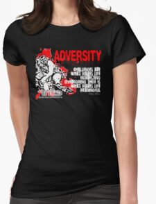 adversity Womens Fitted T-Shirt