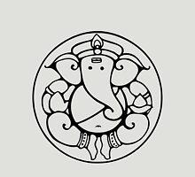 Ganesha 3 Unisex T-Shirt