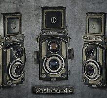 Yashica 44 by Keith G. Hawley