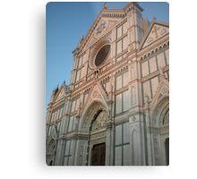 Florentine History Metal Print