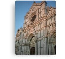 Florentine History Canvas Print