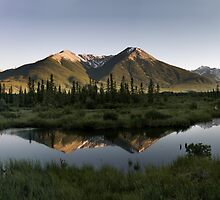 Vermillion lakes panoramic by alopezc72