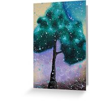 Tree of Dreams - from Tree of Life Series Greeting Card