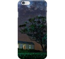 Eudunda ruin and Stars iPhone Case/Skin
