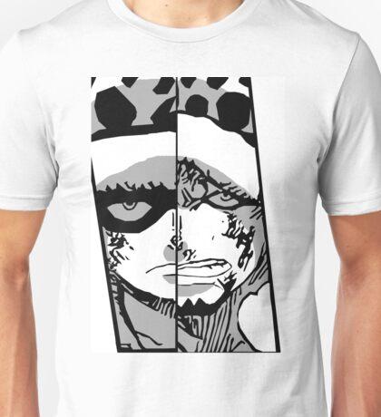 Trafalgar Law Past and Future II Unisex T-Shirt