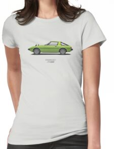 Savanna RX-7 Womens Fitted T-Shirt
