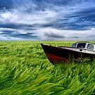 Ocean Green by Carlos Casamayor