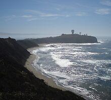 Half Moon Bay - Mavericks Surf Contest by awendt