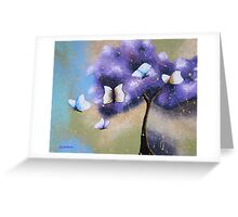New Beginnings - from Tree of Life Series  Greeting Card