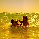 waterfun by David Rozario