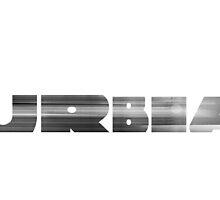 URBIA - Text bw by raevan