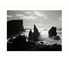 Mid-Atlantic Ridge: Iceland Art Print