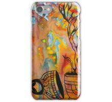 Releasing the dreams iPhone Case/Skin