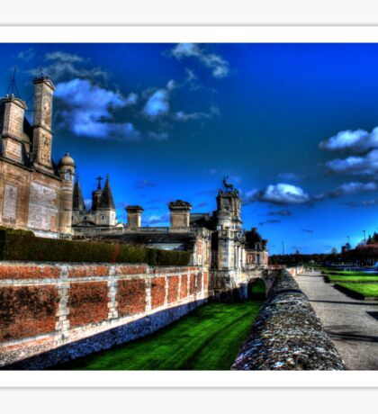 Chateau d'Anet Vibrant #1 Sticker