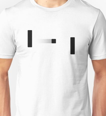 Pong Game Unisex T-Shirt