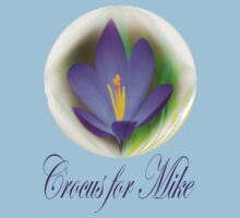 Here is a wee crocus fur you Mike ; An aw the rest o' you dinny get the wrang idea. by Alex Gardiner