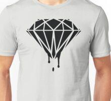 Melting Diamond  Unisex T-Shirt