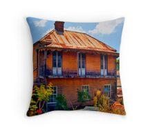 Ghost House - Sofala - NSW - Australia Throw Pillow