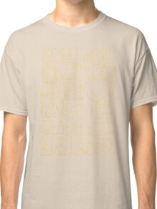 Paparazzi Beige Classic T-Shirt