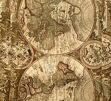 Ancient Map by rapplatt