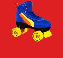 80s Roller Skate Unisex T-Shirt