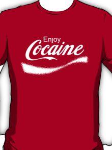 Enjoy Cocaine! T-Shirt