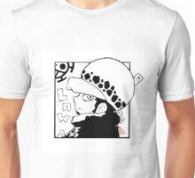 Chibi Law line Unisex T-Shirt