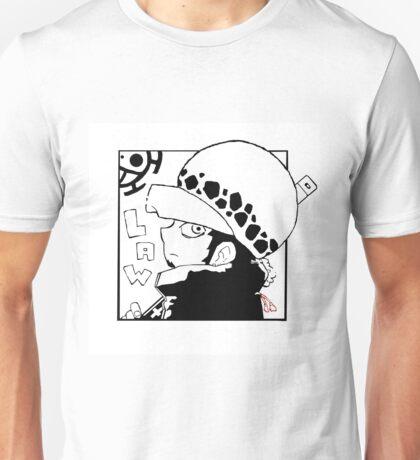 Chibi Law line Unisex T-Shirt
