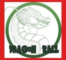 Dragon Ball -Mortal kombat logo style One Piece - Long Sleeve