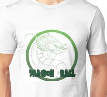 Dragon Ball -Mortal kombat logo style Unisex T-Shirt