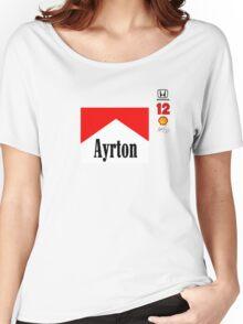 Ayrton 88 Women's Relaxed Fit T-Shirt